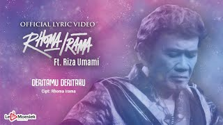 Download Rhoma Irama - Deritamu Deritaku (Official Lyric Video)