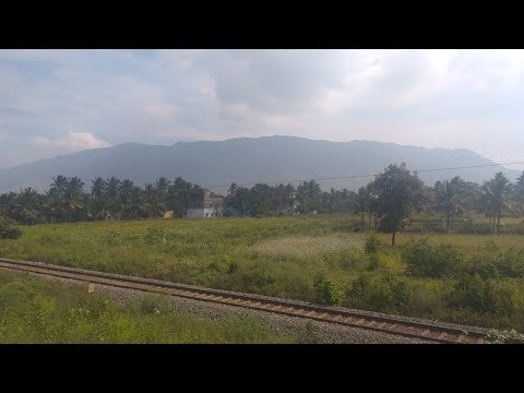 Journey in Coimbatore-Chennai Intercity SF Exp....Part-2