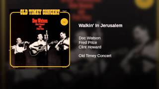 Play Walkin' In Jerusalem (Live)