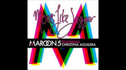 Maroon 5 Moves Like Jagger Audio Only