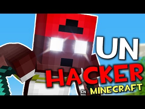 UN HACKER EN MINECRAFT AL MODO DIOS #4 | Survival Games Cube