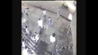 Trộm xe bất thành nhờ Khóa Chống Trộm