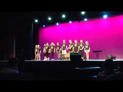 JCC Maccabi Artsfest Vocal Music, One Day Remix