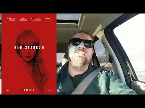 Red Sparrow - A Quick Car Review