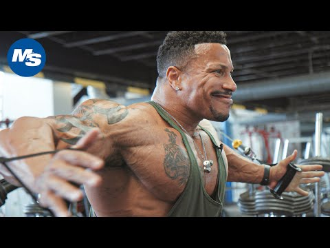 What It Takes to be a Bodybuilder | The Future Mr. Olympia? | Patrick Moore
