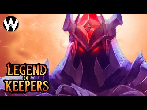 РОГАЛИК НАОБОРОТ • Legend Of Keepers • ОБЗОР ПЕРВЫЙ ВЗГЛЯД