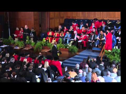 UCT Graduation 2015: Faculties of Commerce and Law (11 Jun)