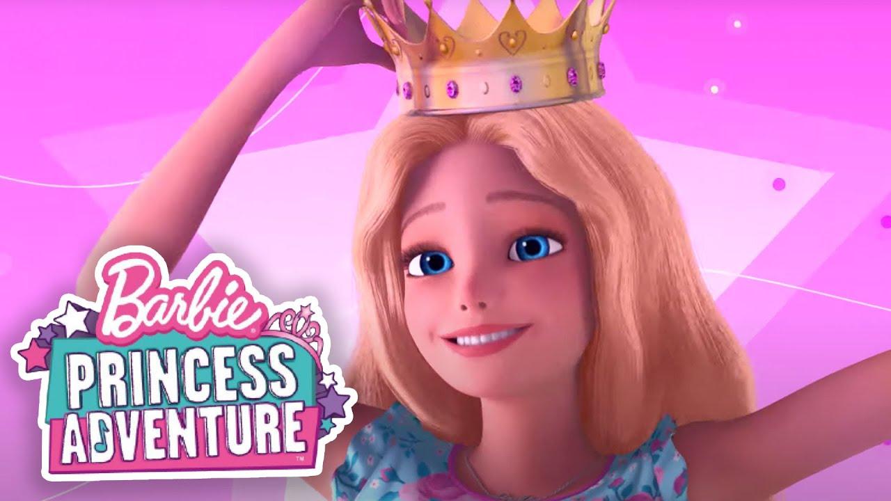 New Barbie Princess Adventure Coming Soon Barbie Princess Adventure Barbie Youtube