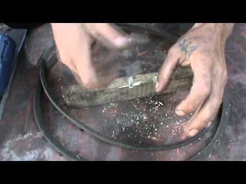 Нестандартный подход заделывания Раковин и Трещин в Блоке Двигателя