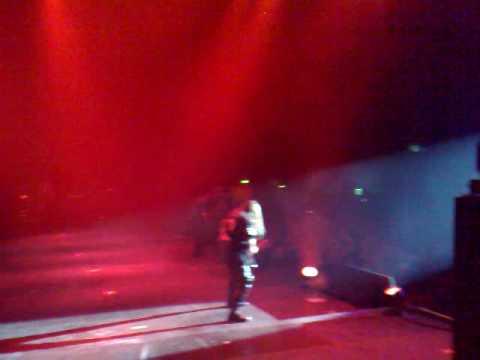 SLAYER @ Heineken Music Hall, 7 Nov. STAGE VIEW