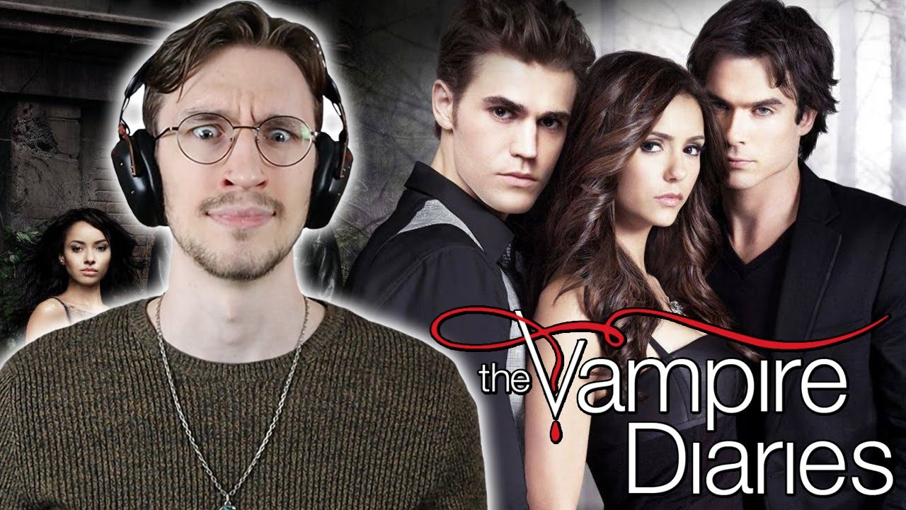 Watching only the FIRST and LAST episode of *The Vampire Diaries*