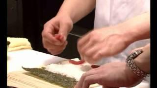 World Gourmet Summit 2011 Shinichiro Takagi Culinary Masterclass, Sushi (Roll & Chirashi)
