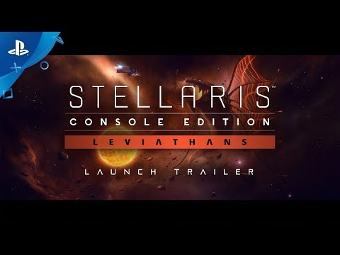 Stellaris: Console Edition - Leviathans Story Pack: Launch Trailer   PS4