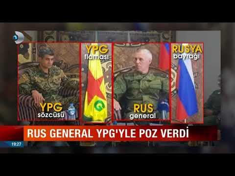 Rusya ve Ypg aynı masada !