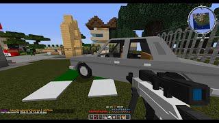 สอนวิธีลง MineZ Zombiefield 1.7.10 เซิฟ Mod : - By.wee462