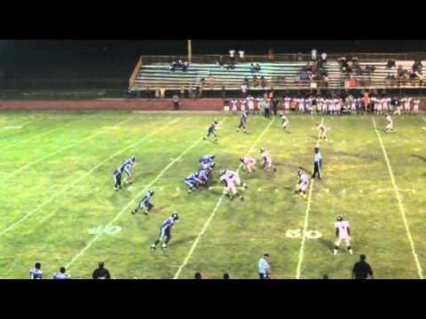 "Nick Wallace Madison High School #10 QB/FS 6'5"" 2012 Senior Season 16TDs 5-1 record"