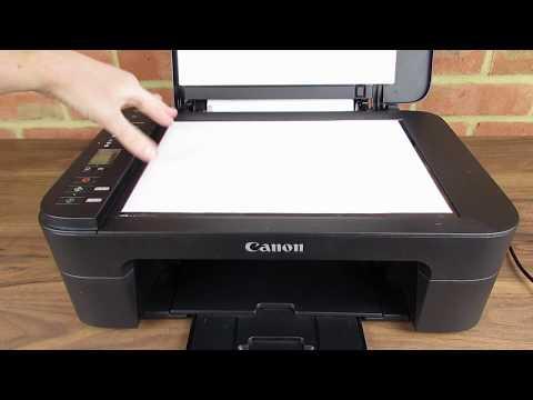 Canon PIXMA TS3150 Scan To Windows 10