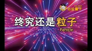 【俗說量子】終究還是粒子(第2期)Particle   Linvo說宇宙