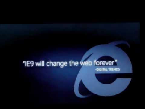Internet Explorer 9 Commercial