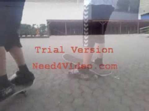 Phillip Nielsen - Skater video 1