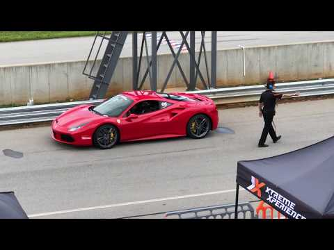 Xtreme Xperience Driving a Ferrari at over 120 MPH Bowling Green, KY May 18, 2018