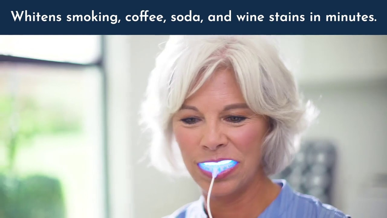 Snow Teeth Whitening All-in-One At Home System video thumbnail
