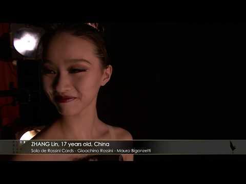 Lin Zhang, 307 – Prix de Lausanne 2020 Prize Winner – Contemporary