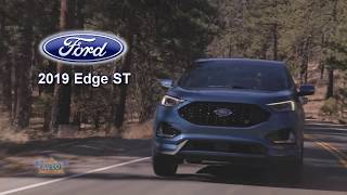 2019 Ford Edge ST and Titanium