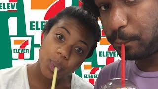 Free Slurpee Day! (7-Eleven Slurpee Challenge)