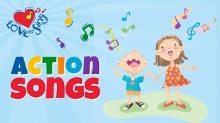 We Love to Sing | Children Love to Sing | School Songs