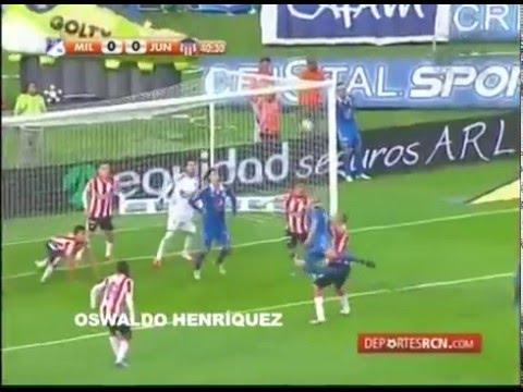 OSWALDO HENRIQUEZ BOCANEGRA, novo jogador do Sport Recife