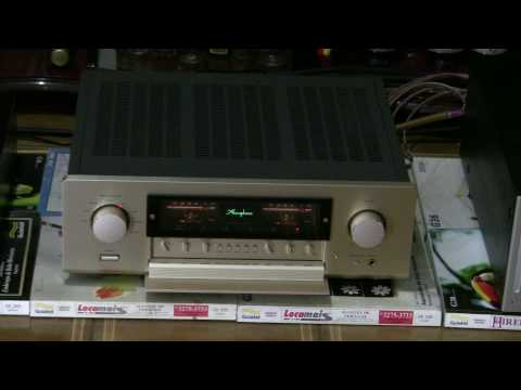 Accuphase E-308 + Emotiva XPA-2 playing some vocals