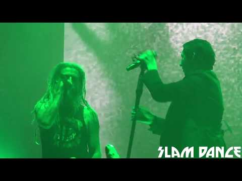 Rob Zombie feat. Marilyn Manson - Helter Skelter / 3 From Hell Movie Trailer - Live 2018