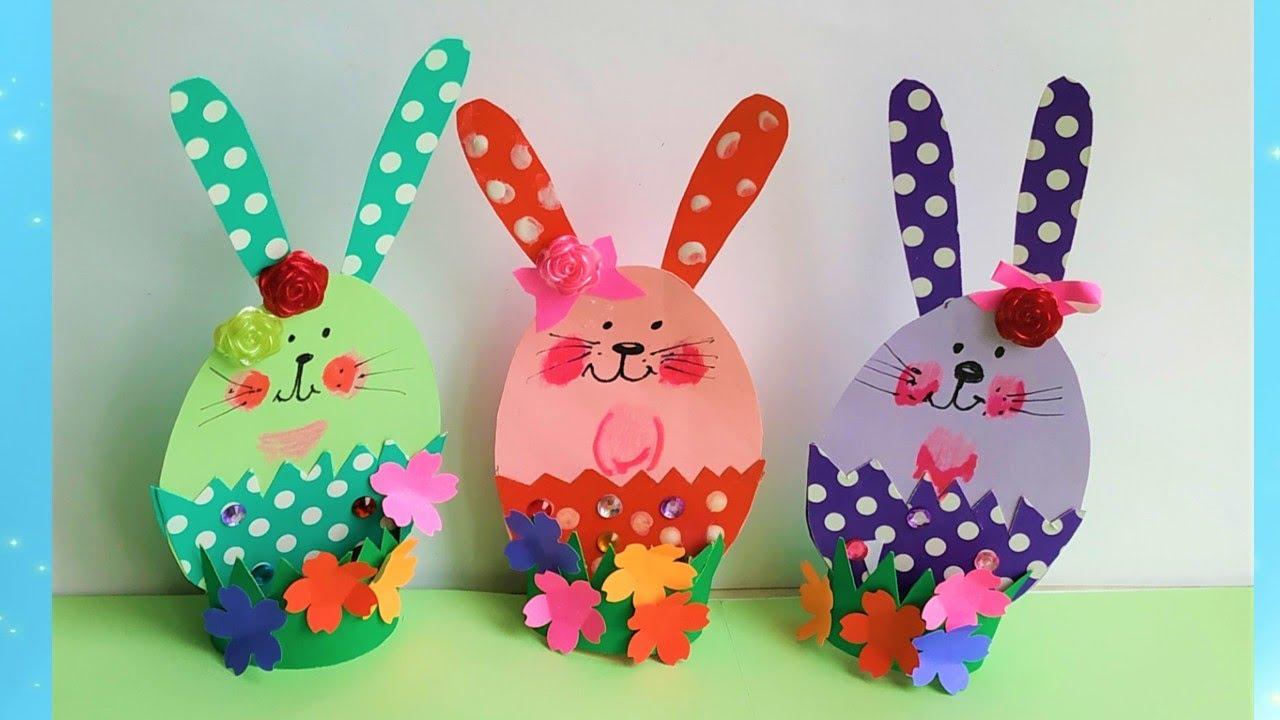 Как просто сделать пасхального кролика. Easter bunny