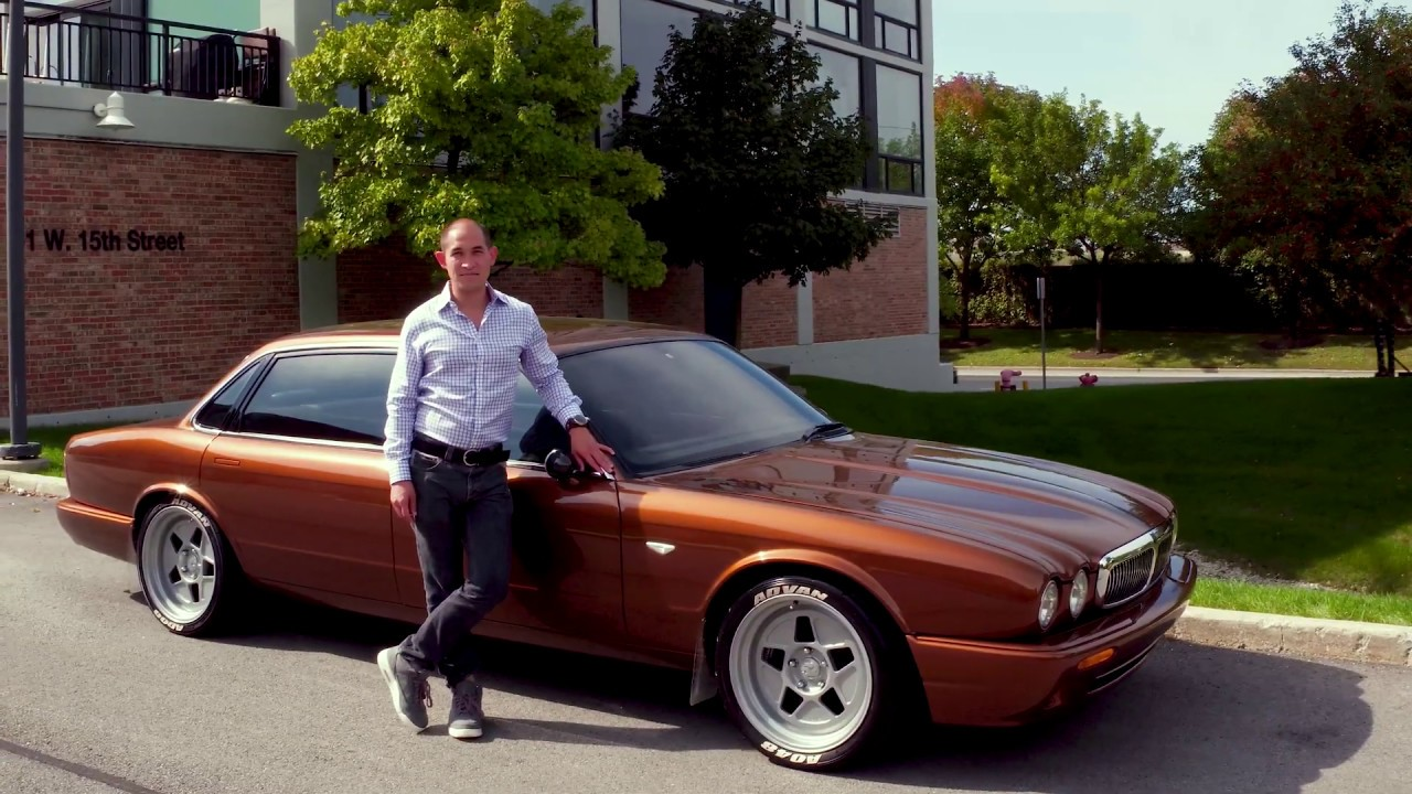 Karl S Love Letter To His 1999 Jaguar Xj Youtube