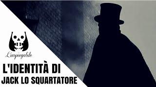 Jack lo Squartatore: un mistero risolto?