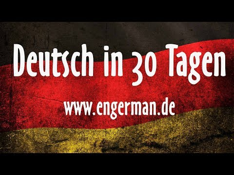 Deutsch Lernen Mit 30 Dialogen - Deutschkurs Online