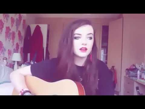 i'm low on gas and you need a jacket - pierce the veil - cover by emma