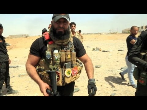 Thumbnail: Meet Abu Azrael, 'Iraq's Rambo', the most reknown fighter in Iraq