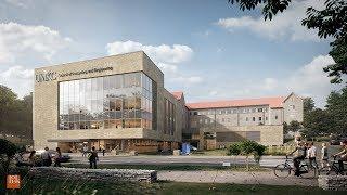 Introducing the new UMKC School of Computing and Engineering building