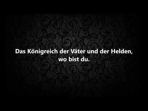 Cape Of Our Hero (Volbeat) - deutsche Übersetzung