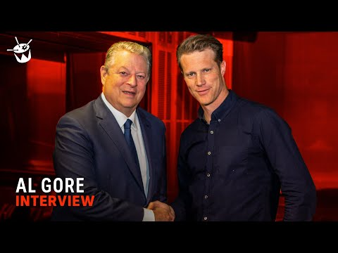 HACK: Al Gore speaks with Tom Tilley on climate change, the Paris agreement and Donald Trump