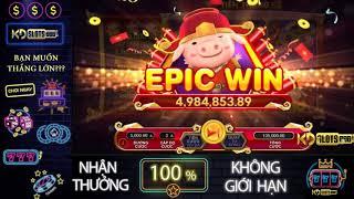 Game slots Fa Fa Zhu thắng *Siêu to khổng lồ* | Casino Online Kdslots