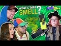 SMELLY PRANKS at MALL, SCARED & SPOOKED BY STANK! Fun Family Game!
