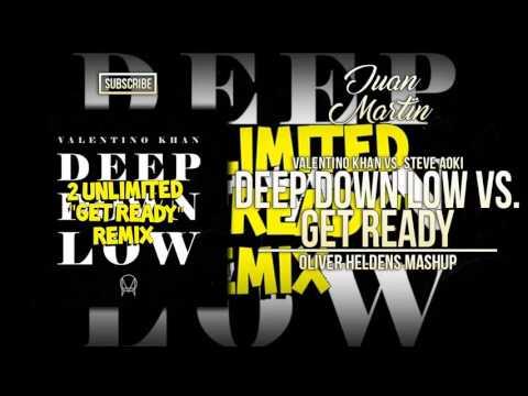 Deep Down Low vs. Get Ready (Oliver Heldens Mashup) [SLAM!Koningsdag 2017]