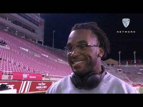 Stanford's Bryce Love on gratitude for offensive line: They take care of me