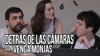 DETRÁS DE LAS CÁMARAS con Venga Monjas - Soy Una Chica Fitness   Living Postureo