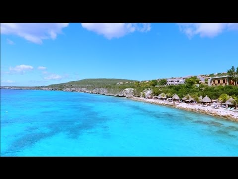 Beautiful Curaçao from above