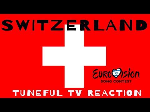 EUROVISION 2019 - SWITZERLAND - TUNEFUL TV REACTION & REVIEW