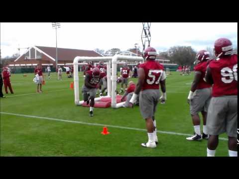 Alabama Spring Practice 2015: Monday, March 23.